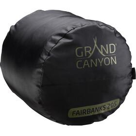 Grand Canyon Fairbanks 205 Slaapzak, capulet olive
